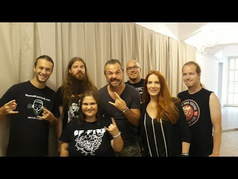 Mark Jansen on 'EPICA vs  Attack On Titan' EP, Upcoming Book & Streaming Services (2018)