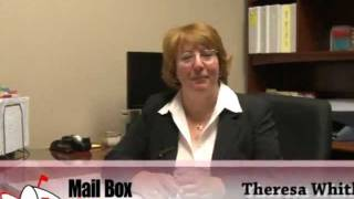 Introduction To The Mail Box Store Business - Theresa Whitley, General Manager, The Mail Box Stores