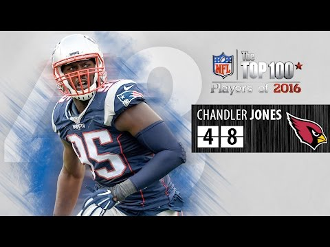 #48: Chandler Jones (DE, Cardinals) | Top 100 NFL Players of 2016
