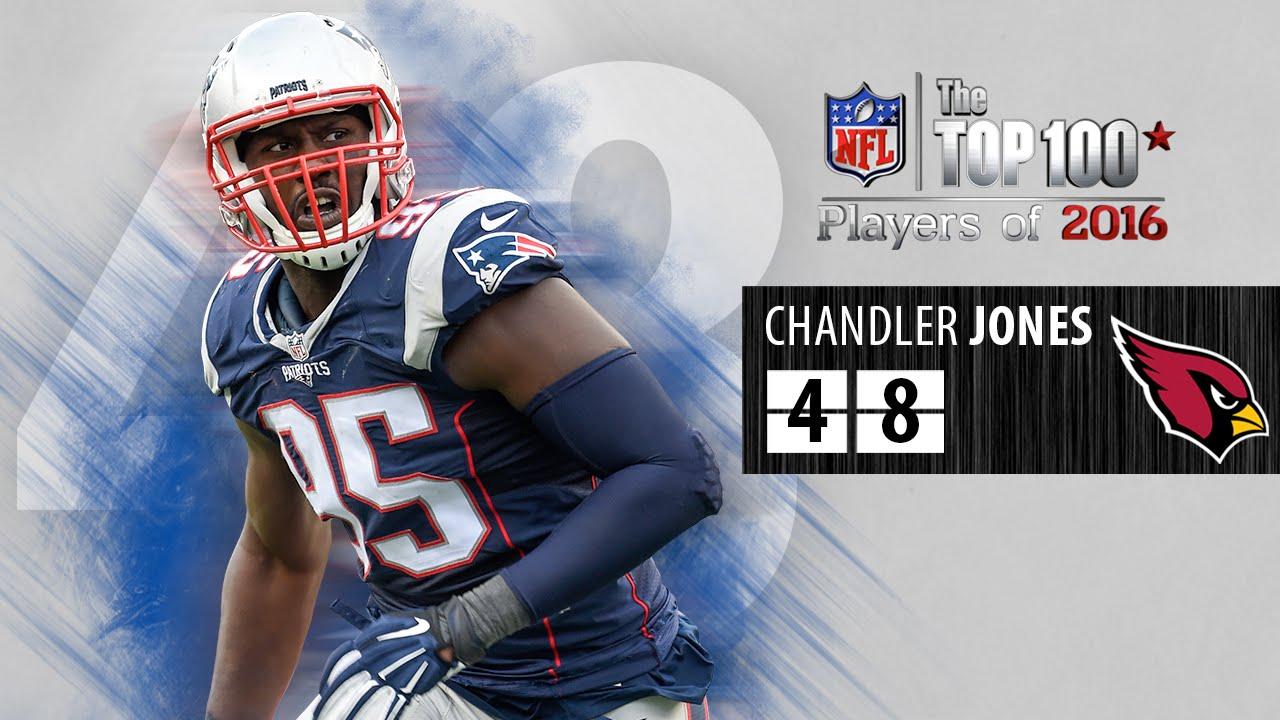 48 Chandler Jones DE Cardinals