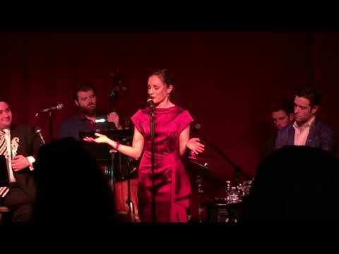 "Bandstand Reunion Concert @ Birdland ""Welcome Home"" Laura Osnes"