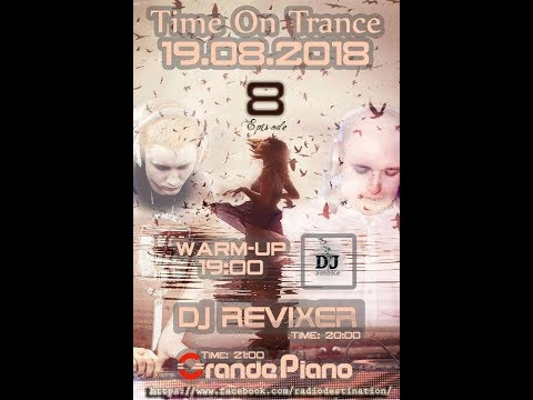 TIME ON TRANCE AT RADIODESTINATION