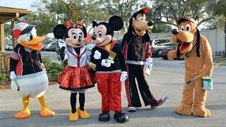 Give Kids the World Extreme Village Makeover Reveal - Disney Memory Makers Building w/Mickey, Minnie