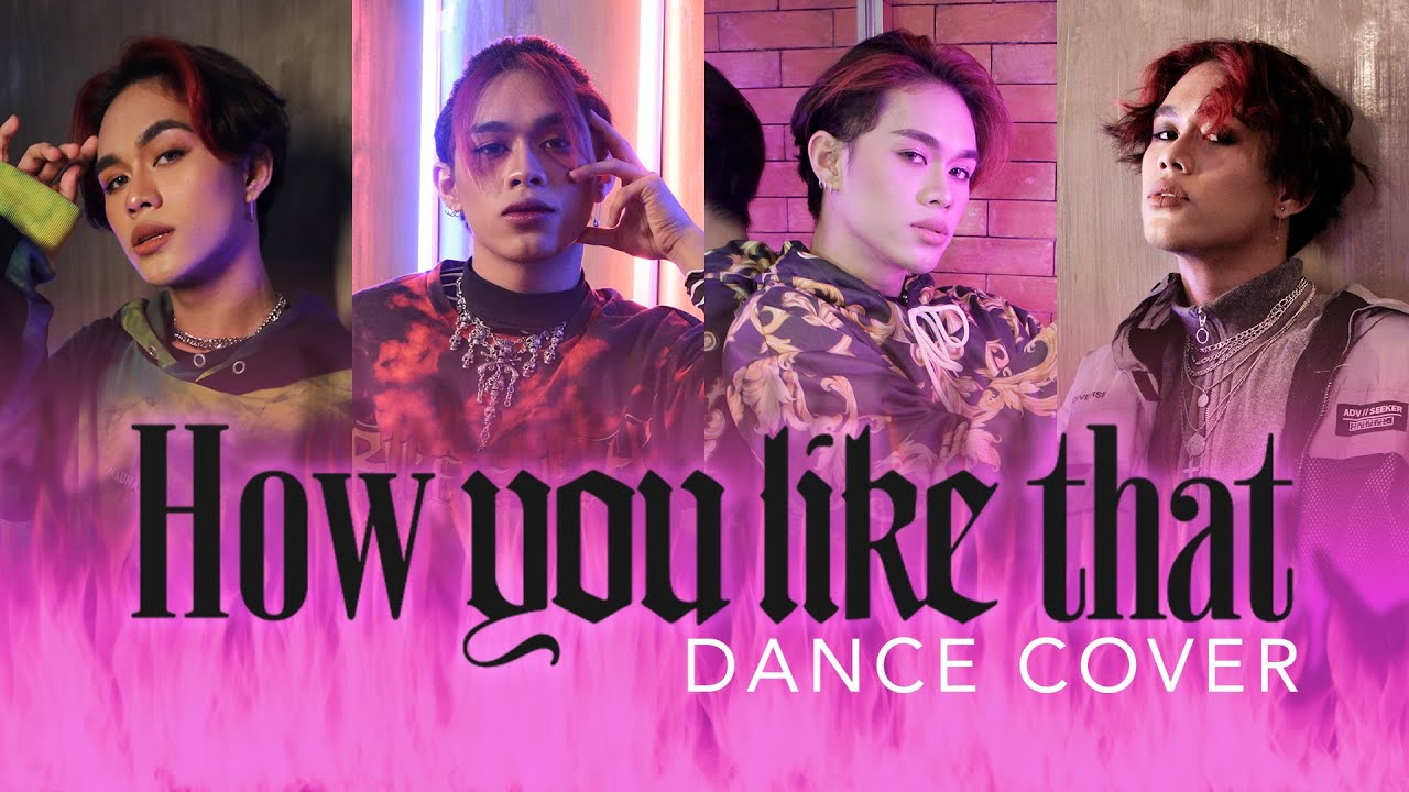BLACK PINK - HOW YOU LIKE THAT DANCE COVER by YANYAN DE JESUS