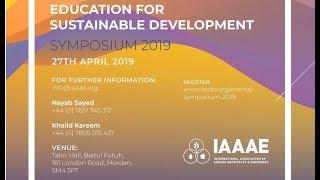 LIVE - Huzoor's Address At IAAAE Symposium 2019