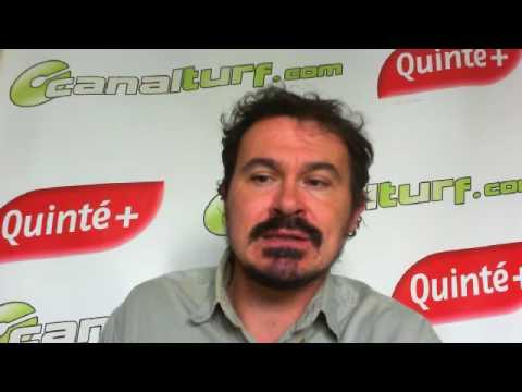 emission video des courses turf pmu du Jeudi 27 juillet 2017