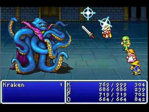 Jefe #14 - Kraken (2)