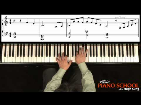 """How to Play """"Misty"""" on Piano"""