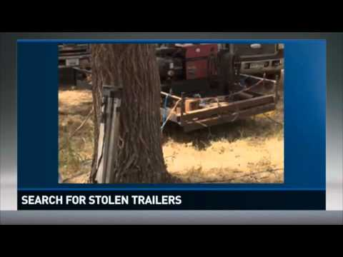 Search for stolen trailers