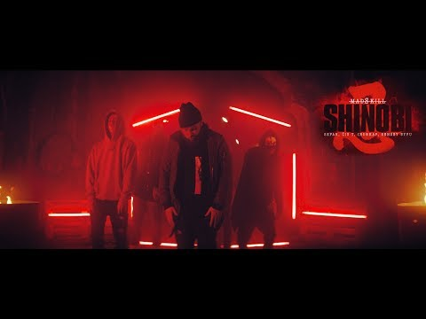 MadSkill - SHINOBI ft. IronKap, Separ, Čis T, Sensey Syfu [Official Video]