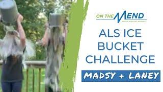 OTM ALS Ice Bucket Challenge - Madsy + Laney #ALSIceBucketChallenge