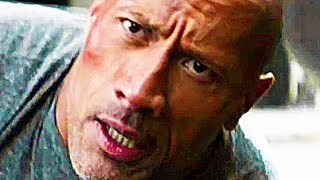 HOBBS & SHAW Trailer (Super Bowl 2019) New Fast & Furious Movie HD