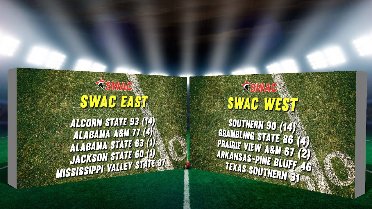 Deep Dive into the SWAC Spring Predictions