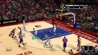 NBA2K14: Why I play on 2K Camera