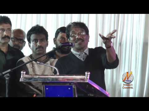 Bharathiraja Speech at Briic - Bharathiraja International Institute of Cinema Inauguration Function