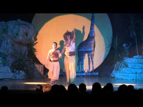 Il Regno di Simba - Un'unica realtà