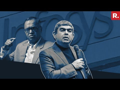 Vishal Sikka resigns as Infy CEO & MD