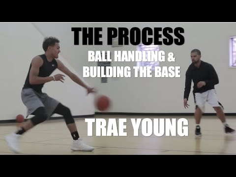 """The Process"" w/ Tim Martin: Warm up Drills ft. Trae Young"