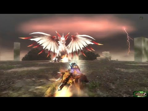 Monster Hunter Frontier Z: The Final Road to White Fatalis