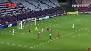 Tin Thể Thao 24h Hôm Nay (19h45 - 1/6): Vòng 1/8 U20 World Cup - U20 Anh, Uruguay, Zambia Đi Tiếp