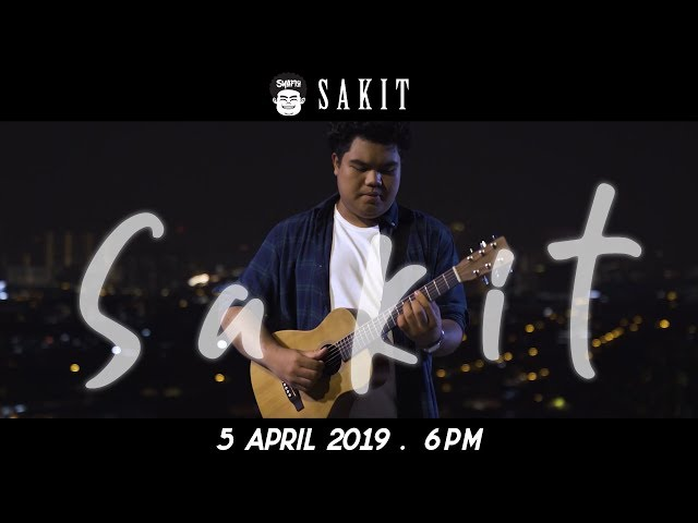 Syafiq Abdilah - Sakit (Official Lyric Video)