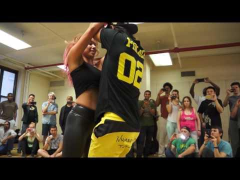 00149 NYCZF2016 Debby & Kamacho ACD ~ video by Zouk Soul