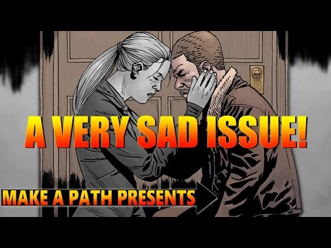 The Walking Dead 167 RECAP & REVIEW   A VERY SAD ISSUE!
