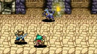(Gameboy Advance) Lufia - The Ruins of Lore Part 8 - Climbing the Tower of Guidance