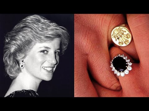 The 6 Most Expensive Royal Engagement Rings Of All Time Youtube