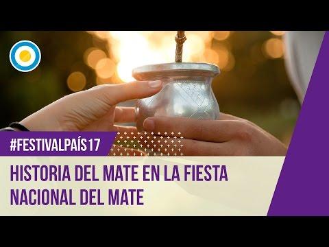 Historia del mate en la Fiesta Nacional del Mate