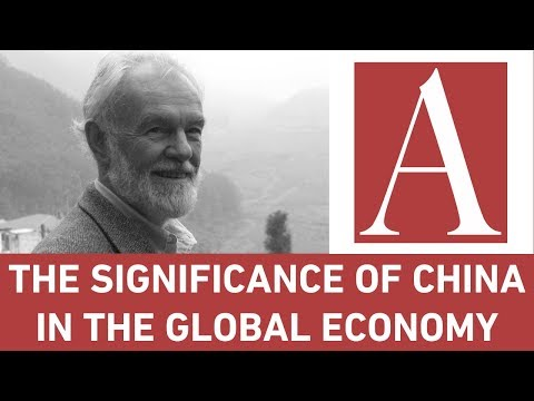 Anti-Capitalist Chronicles: The Significance of China in the Global Economy