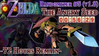 Zelda Majora's Mask Randomizer #5 - The Angry Seed | Version 1.8.1