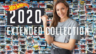 Extended 2020 Hot Wheels Collection