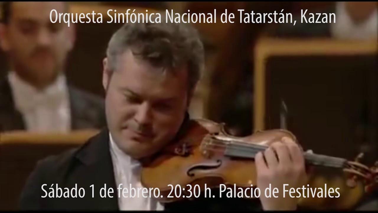 Orquesta Sinfónica Nacional de Tatarstán Palacio Festivales - YouTube