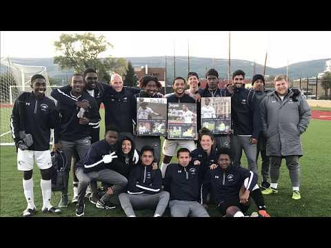 Lackawanna College Men's Soccer Highlight - 2018