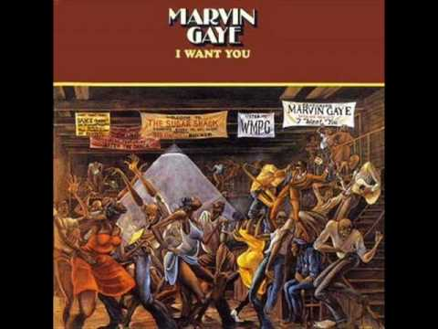 Marvin Gaye - Come Live With Me Angel