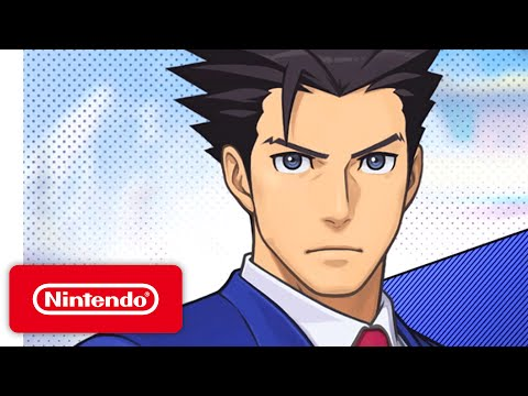 Phoenix Wright: Ace Attorney - Spirit of Justice - Character Abilities Trailer