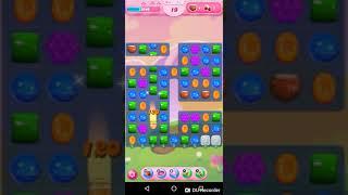 Candy Crush Saga Level 74 Sem Hack