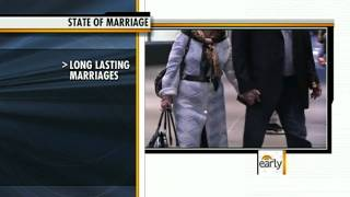 US Census: Americans staying married longer
