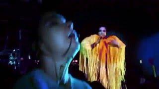 Björk - Mouth Mantra (Vulnicura Live)