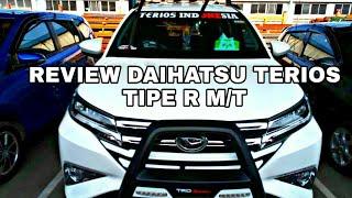 Review Daihatsu Terios 2018 Tipe tertinggi ada VSC (Vehicle Stability Control)