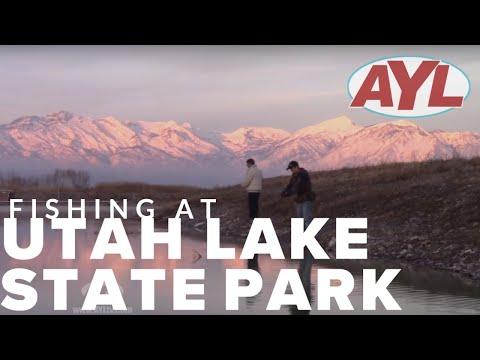 Fishing Utah Lake