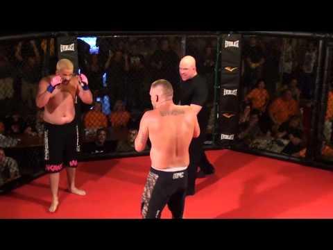 PCFL MMA Allen Hominga vs Bryan Hilyard