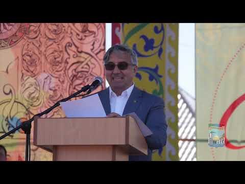 Дагестан. В Кизилюрте масштабно отметили Первый Южный Сабантуй (7 июля 2019 года)