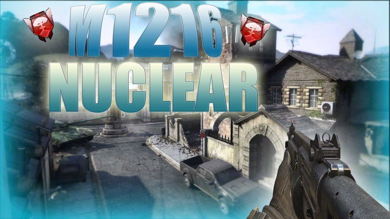 """Black Ops 2 """"M1216 SHOTGUN NUCLEAR"""" (Black Ops 2 ... M1216 Black Ops 2"""