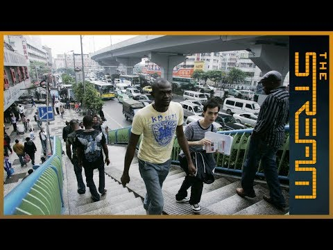 What's it like being black in China?