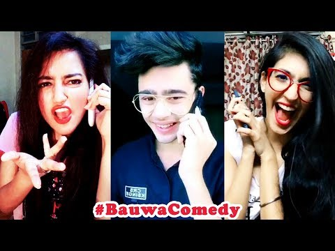 BEST Bauwa Comedy Musical.ly India Compilation 2018 | NEW #BauwaComedy Musically Videos