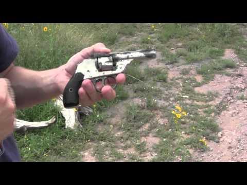 Iver Johnson Safety Hammerless (Second Model)