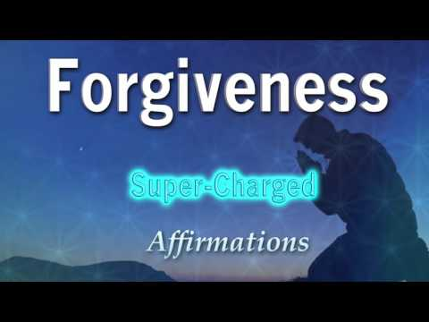 Forgiveness  - I let my troubles go with ease - Powerful Affirmations