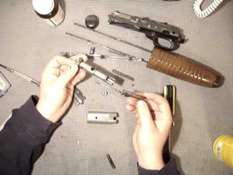 winchester 1200, 1300, 120ranger bolt dissembly, reembly - YouTube
